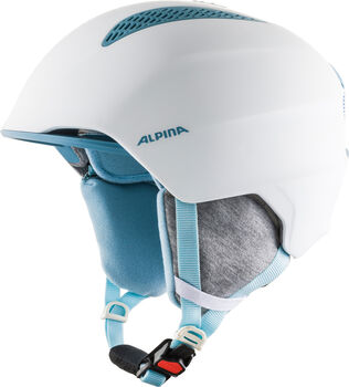 ALPINA Grand Skihelm weiß
