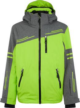 McKINLEY Edison Skijacke Jungen grün