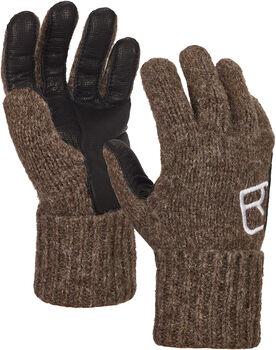 ORTOVOX Swisswool Classic Handschuhe schwarz