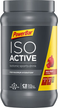 PowerBar  Isoactive Getränkepulver pink