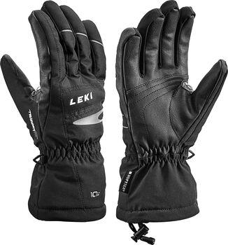 Leki Vertex 10 Skihandschuhe Herren schwarz