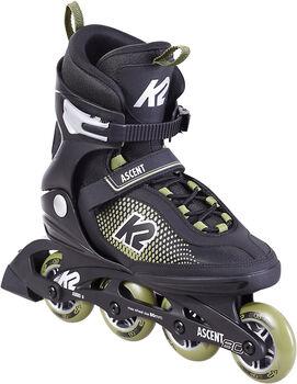 K2 Ascent 80 Inlineskates Herren schwarz
