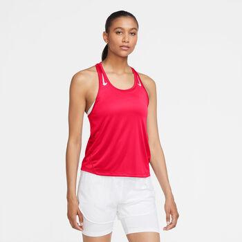 Nike Miler Tanktop Damen rot