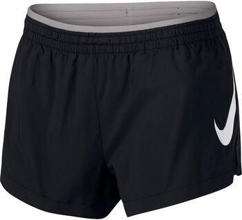 Nike Elevate Trakcen Shorts Damen schwarz