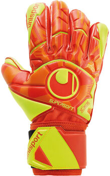 UHLSPORT Dynamic Imulse Supersoft Torwarthandschuhe orange