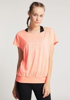 VENICE BEACH Mia T-Shirt Damen pink