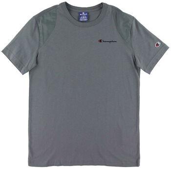 Champion Crewneck T-Shirt Herren cremefarben