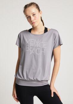 VENICE BEACH Mia T-Shirt Damen grau