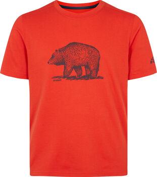 McKINLEY Zorra T-Shirt Jungen rot