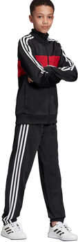 ADIDAS Tiberio Trainingsanzug schwarz