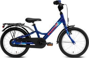 """PUKY YOUKE 16-1 Alu Fahrrad 16"""" blau"""