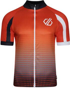 Dare 2b AEP Virtuosity Short Sleeve Jersey Radtrikot Herren orange