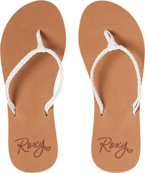 Roxy Costas Flip Flops Damen weiß