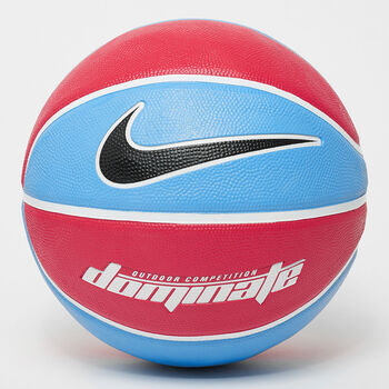 Nike Dominate 8P Basketball blau