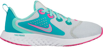 Nike Legend React Aqua (GS) Laufschuhe Mädchen weiß