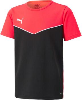 Puma Individual Rise Jersey. T-Shirt Jungen orange