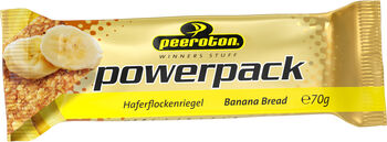 Peeroton Banane Power Pack Riegel  gelb