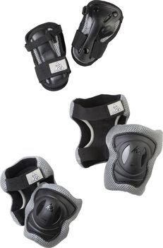 K2 Exo Pad Schoner-Set schwarz