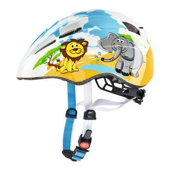 Uvex Kid II Fahrradhelm gelb