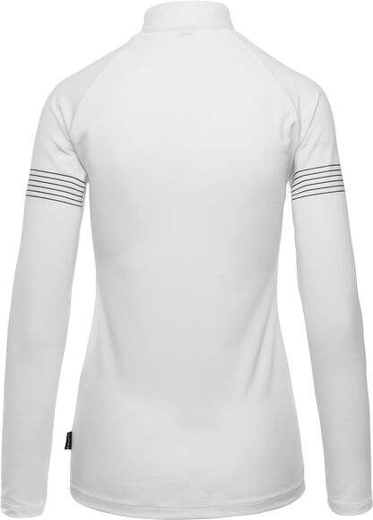 Ultima Langarmshirt mit 1/2 Zipp