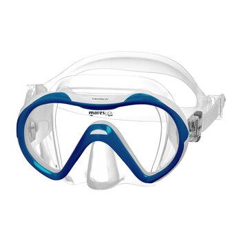 Mares Vento Taucherbrille blau