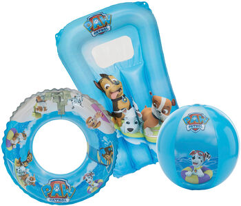 Happy People Paw Patrol Strandset blau