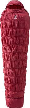 Deuter Exosphere -6° Mumienschlafsack rot