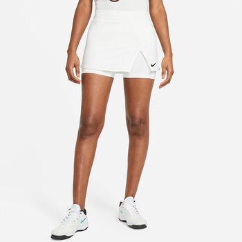 Nike Court Victory Tennisrock Damen weiß
