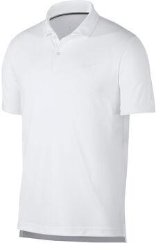 Nike Court Dri-FIT -Tennis-Poloshirt Herren weiß