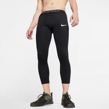 Nike Pro Tights Herren schwarz