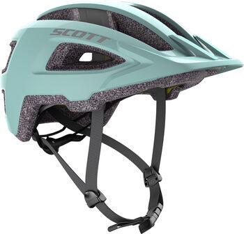 SCOTT Groove Plus Fahrradhelm blau
