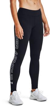 Under Armour Favorite Leggings mit Markenschriftzug Damen schwarz