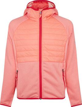 McKINLEY Cellon Hybrid Fleecejacke pink