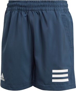 adidas Club 3-Streifen Tennisshorts blau