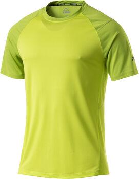 McKINLEY X-Light Ponca III T-Shirt Herren gelb