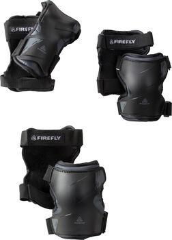 FIREFLY Leisureline 2.0 Schutz-Set schwarz