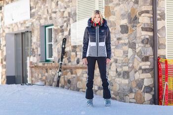 Luhta Gesterby L7G Skijacke Damen schwarz