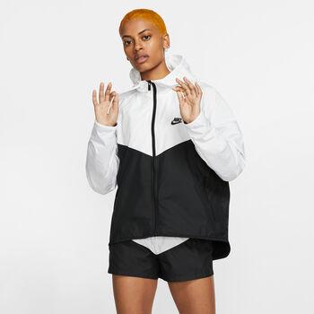 Nike Sportswear Windjacke Damen weiß