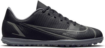 Nike Vapor 14 Club TF. Kunstrasenschuh schwarz