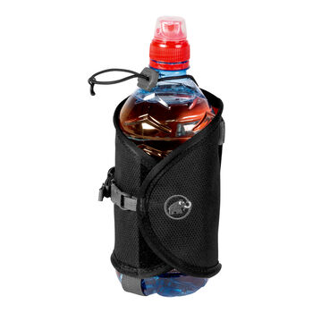MAMMUT Add-on Bottle Holder Flaschenhalter schwarz