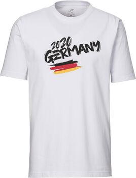 ENERGETICS EM 2020 Fan T-Shirt Herren weiß