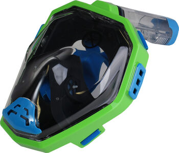 TECNOPRO FF10 C FullFace Maske grün