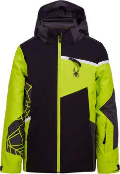 Spyder Challenger Skijacke schwarz