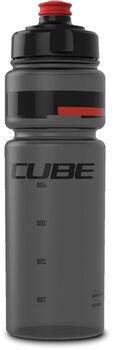 CUBE Teamline Trinkflasche transparent
