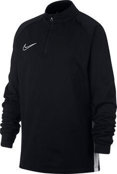 Nike Dri-Fit Academy Langarmshirt mit Halfzip Jungen schwarz