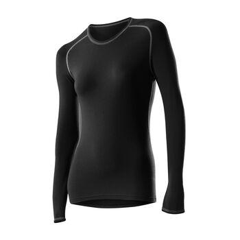 LÖFFLER Langarmshirt TRANSTEX® WARM Damen schwarz