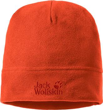 Jack Wolfskin Real Stuff Mütze orange
