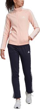 adidas Fleece Trainingsanzug Damen pink