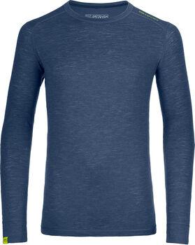 ORTOVOX  Merino Ultra 105 MHr. L/S Shirt Herren blau