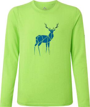 McKINLEY Borra Langarmshirt Jungen grün